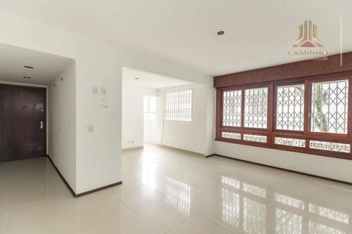 Apartamento Próximo Ao Zaffari Da Cabral - Ap1575