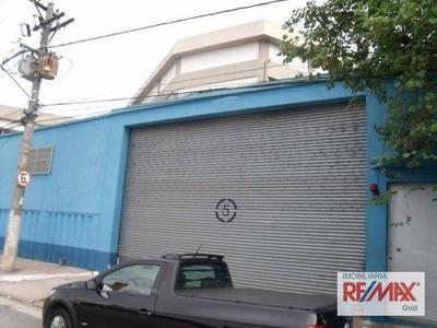 Galpão Comercial Para Locação, Lapa, São Paulo - Ga0315. - Ga0315