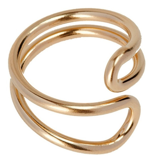 Luckyly Anillos Acero Inoxidable Mujer Nathaly, Ajustable