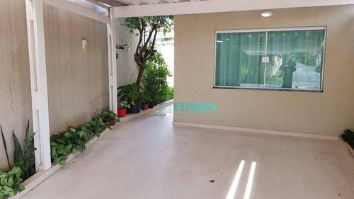 Casa Com 2 Dormitórios À Venda Por R$ 747.000,00 - Conjunto Residencial Santa Terezinha - São Paulo/sp - Ca0023