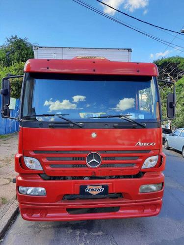M. Benz Atego 2425 Atego Truck Baú 2425