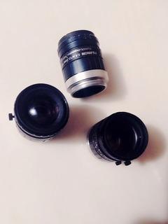 Lente Tipo C Fujifilm De 12.5mm/ 16mm Y 35mm