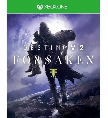Destiny 2: Renegados Xbox One Código 25 Digitos
