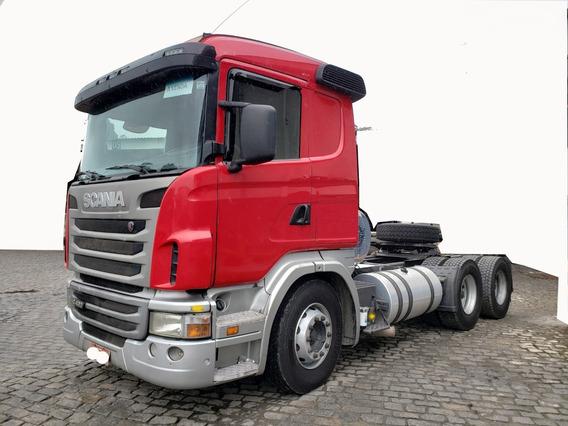 Scania G420 A 6x4 Retarder 2011 = Volvo Fh 440 Mb Axor 2644