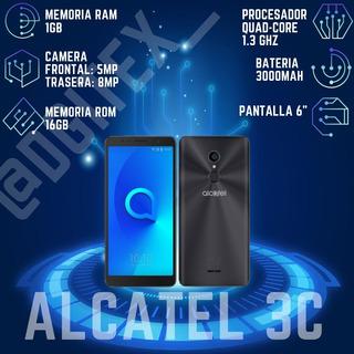 Alcatel 3c (lector De Huellas)