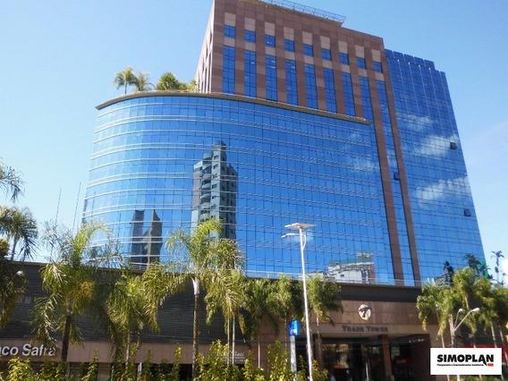Sala Comercial Em Campinas - Nova Campinas - Cs00006 - 4225790