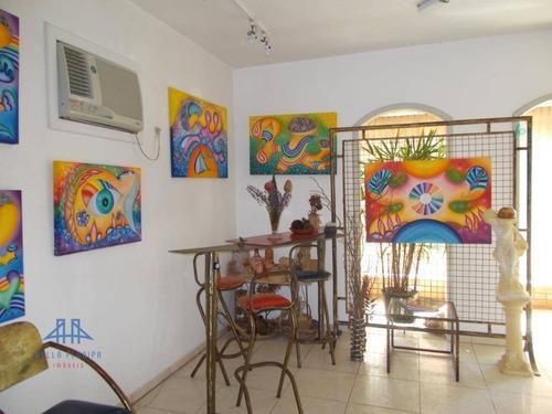 Imagem 1 de 7 de Casa Com 3 Dormitórios À Venda, 190 M² Por R$ 2.598.000,00 - Santa Mônica - Florianópolis/sc - Ca0646