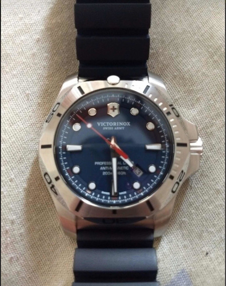 Relógio Victorinox Inox Profissional Diver Ref. 241734