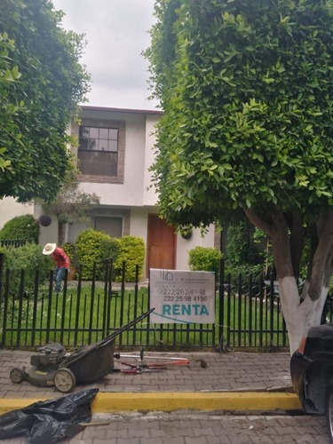 Casa En Renta Amueblada O Sin Amueblar Paseos De Cholula Pue