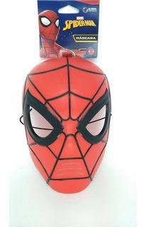 Máscara Homem Aranha Spider Man Infantil Fantasia Cosplay