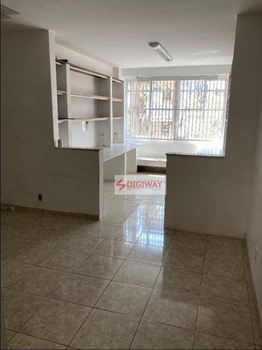 Imagem 1 de 24 de Excelente Apartamento 2 Dormitórios No Cambuci - Ap1924