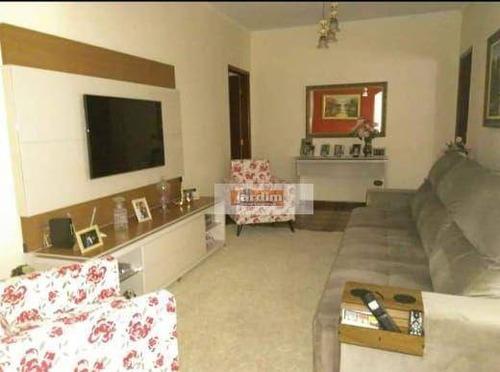 Imagem 1 de 10 de Casa Com 2 Dormitórios À Venda, 240 M² Por R$ 690.000,00 - Assunção - São Bernardo Do Campo/sp - Ca1250