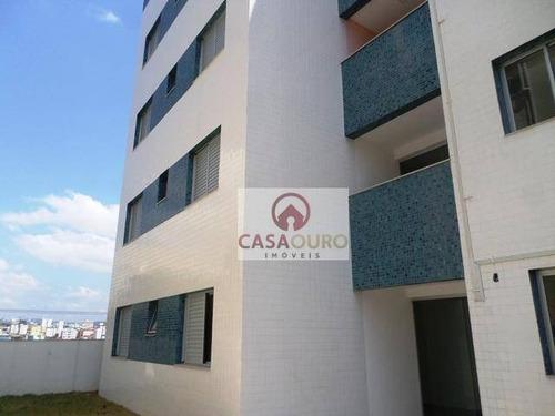 Apartamento Com 3 Quartos À Venda, Com Área Privativa,90 M² - Sagrada Família - Belo Horizonte/mg - Ap0674