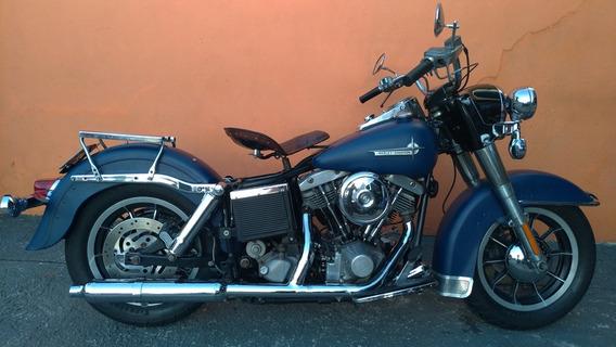 Harley-davidson Shovel Head