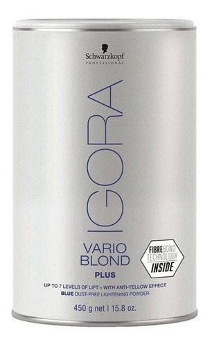 Schwarzkopf Professional - Igora New Vario Blond Plus - Pó D