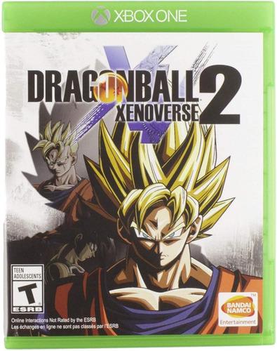 Jogo Usado Mídia Fisica Xbox One Dragon Ball Xenoverse 2