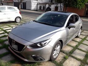 Mazda 3, Full, Sunroof, Mecanico, Economico, 2.0 Skyactive