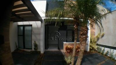 Casa Com 3 Dormitórios À Venda, 110 M² Por R$ 480.000,00 - Jardim Montreal Residence - Indaiatuba/sp - Ca1553