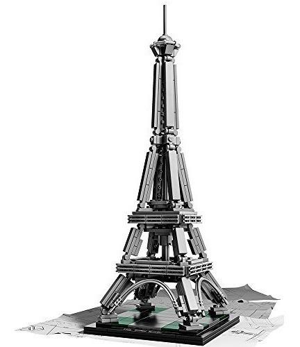 Lego Architecture 21019 La Torre Eiffel