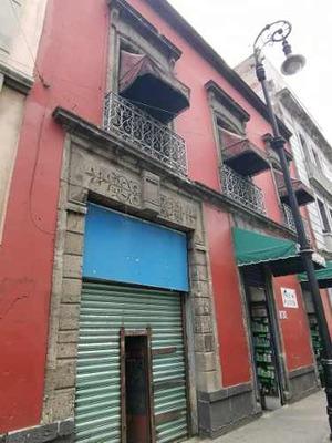 Local Bodega Centro Historico Donceles Justo Sierra