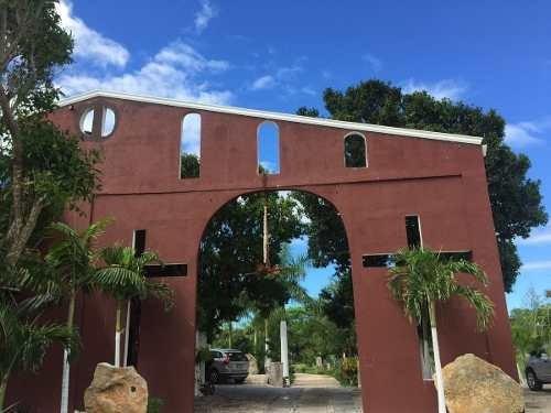 Comercial Rancho En Telchac Pueblo, Mérida