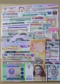Billetes De Paises