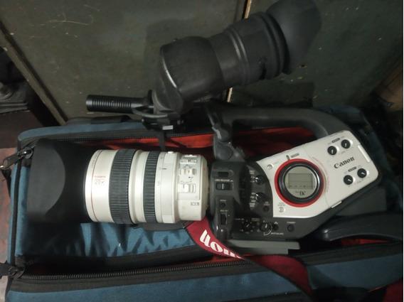 Cámara De Video Cannon Lx2
