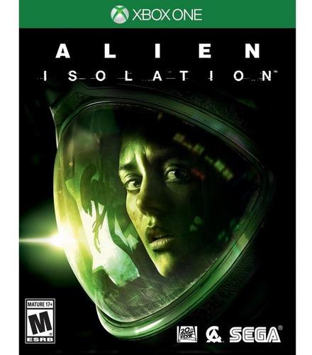 Alien Isolation Xbox One Fisico Sellado