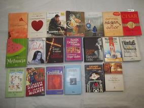 Lote 20 Livros Para Sebo Biblioteca Coleções Escolha
