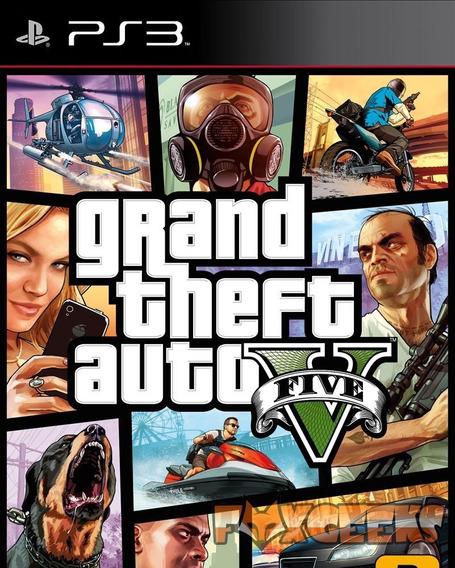 Ps3 Gtand Theft Auto V Gta 5