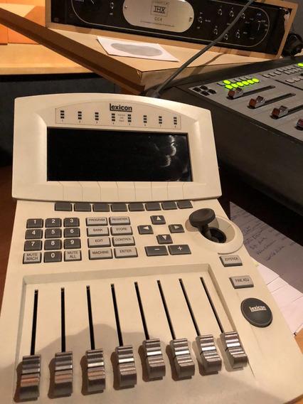 Reverb Lexicon 960l / Larc 2(controle Remoto)