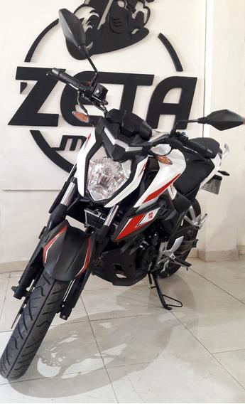 Gilera Vc 250 Usado 1900 Km · Zeta Motos