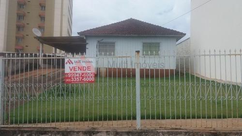 Excelente Terreno Comercial, Rua Araguaia - Mi370