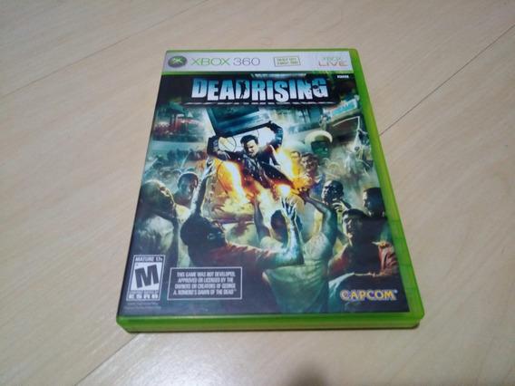 Xbox 360 Game Jogo Dead Rising 1