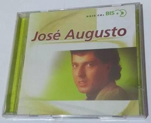Cd Duplo José Augusto Série Bis/ Frete Incluso