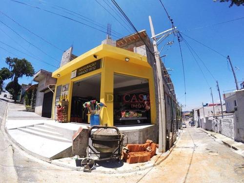 Sobrado Com 3 Dormitórios À Venda, Itaquera - São Paulo/sp - So3787