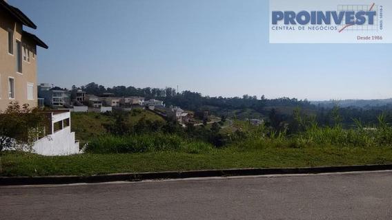 Terreno Na Granja Viana Em Condominio - Te4436