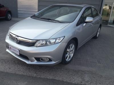 Honda Civic 2013 1.8 Exs Mt 140cv
