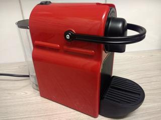 Máquina De Café Nespresso + 1 Cápsula De Aço Inox