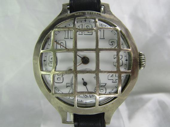 Relógio De Pulso Militar Moeris 1908/1916 Relogiodovovô