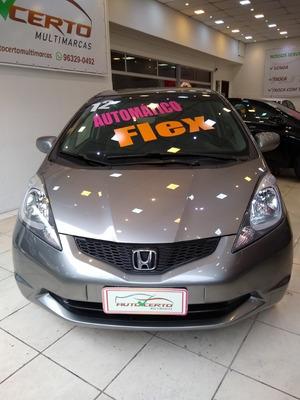 Honda Fit Lxl 1.4 Flex Automático