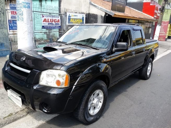 Nissan Frontier 2.8 Xe 4x2 Cd Turbo Eletronic