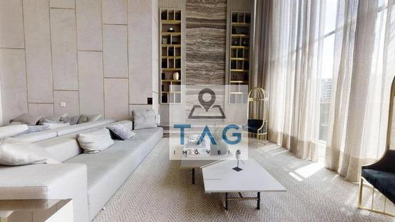 Penthouse Com 4 Dormitórios À Venda, 276 M² Por R$ 8.869.999,99 - Vila Olímpia - São Paulo/sp - Ph0003