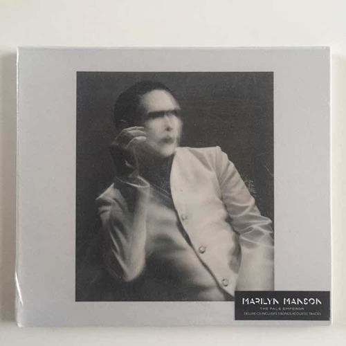 Marilyn Manson - The Pale Emperor - Cd Nuevo Edc. Deluxe