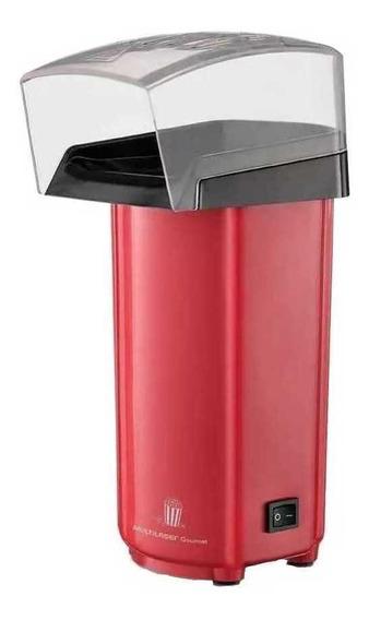 Pipoqueira elétrica Multilaser CE04 ar quente vermelho 900W 220V