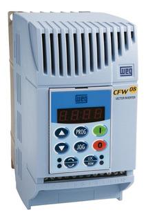 Inversor Frequência Cfw08 1cv 4a 220v Weg Mono/tri 10413461