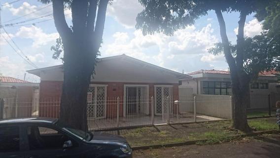 Casa Comercial Para Locação, Jardim Chapadão, Campinas. - Ca0002
