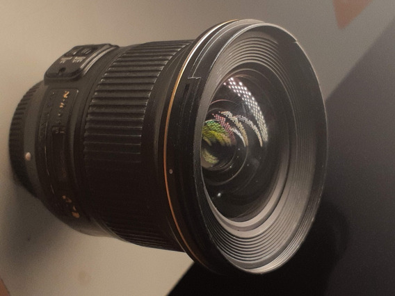 Lente Nikon 20mm 1.8g