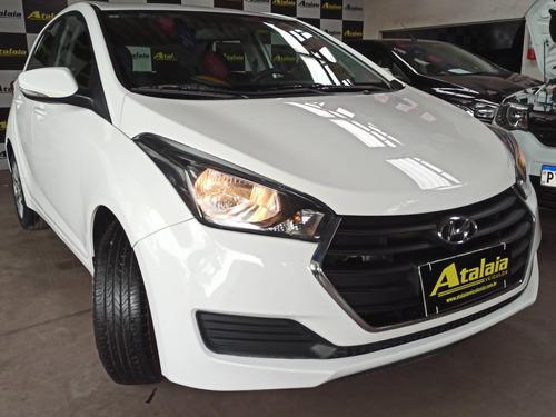 Hyundai Hb20 1.6 Comfort Plus 16v Flex 4p Automático