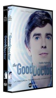 The Good Doctor Temporadas 1 2 Latino/ingles Subt Esp En Dvd